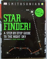 StarFinder! A Step-By-Step Guide to the Night Sky c2017 NEW Hardcover