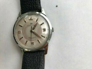 Hamilton automatic mens wrist watch