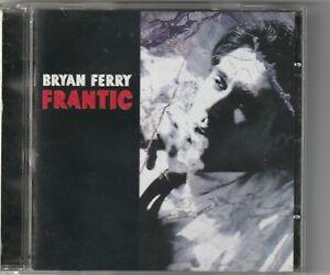 Bryan Ferry - Frantic   (Virgin 2002)
