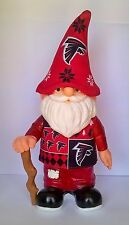 "Atlanta Falcons NFL Ugly Sweater Jersey Hat Team 12"" Gnome"