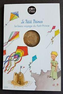 FRANCE - FRANCIA - COFFRET MONNAIE DE PARIS 10 EURO LE PETIT PRINCE 2016.