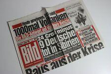 BILDzeitung 04.01.1994 Januar 4.1.1994 Geschenk 27. 28. 29. 30. Geburtstag