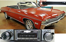 CD Player & NEW* 300 watt AM FM Stereo Radio '67-68 Impala Caprice iPod USB Aux
