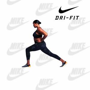 NIKE WOMEN'S DRI-FIT FULL LENGTH REFLECTIVE RUNNING LEGGINGS PLUS SIZE 1X 2X