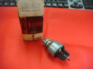NOS MOTORCRAFT FORD THUNDERBIRD TRUCK 1952-1959 IGNITION SWITCH ELECTRIC SW-270