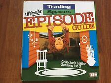 """""""Trading Spaces"""" Ultimate Episode Guide by Meredith Books store#6171"""