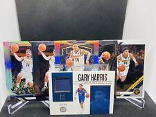 2019-20 Panini Prizm Silver Gary Harris 6 Card Lot Encased Optic Denver Nuggets