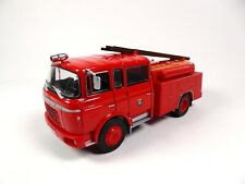 Camion de Pompiers Berliet GAK - 1:43 Salvat Voiture Miniature Diecast P08