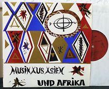 """10"""" Musik aus Asien und Afrika       Indien, Iran  Lp der Deutschen Welle"""