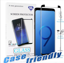 2 Pieces Samsung Galaxy Note 9 Curved Screen Protector Anti-Scratch