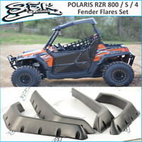 Polaris RZR Fender Flares Set, Polaris RZR 800, 4-800, S-800 arches extensions 4