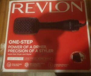 Revlon One-Step Salon Hair Dryer And Styler .....