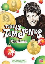This Is Tom Jones Christmas Special RARE OOP DVD Ella Fitzgerald Judy Collins
