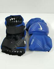 Nike Pd Apv503 Rl/Xx Vapor Lacrosse Arm Pads Large Royal Blue