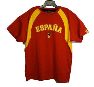NWT LK Formula Toro Espana T Shirt Mens XL Red Bull Racing Graphic
