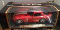 Dodge Viper 1996 Special Edition 1:18 Maisto Die-Cast 082818DBT7