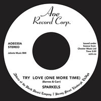 "SPARKELS  ""TRY LOVE c/w THAT BOY OF MINE""   NORTHERN SOUL"