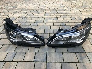 Peugeot 5008 3008 ll LED Headlights 2017- Left Right Side