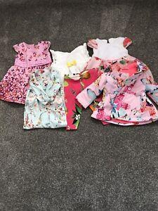 Ted Baker baby girls 6-9 months Bundle