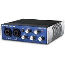 Presonus Audiobox usb enregistrement audio interface