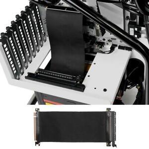 PCI-Express Highspeed 16 x Flexible Kabel Verlängerung Port Adapter-Riser-K