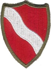 US ARMY WWII 3RD ENGINEER BRIGADE PATCH (REPRODUCTION)