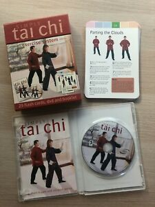 Simply Tai Chi Exercise System, 29 Flash Cards, DVD and Booklet, Boxed Set