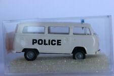 1:87 Brekina  3311 VW T2 Polizei Police Belgien