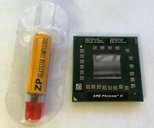 AMD Phenom II P920 Quad-Core 1.6GHz Socket S1 CPU Processor with  thermal paste