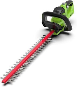 Greenworks  Li-Ion 40V Battery Hedge Trimmer G40HT 61cm Cutting Length