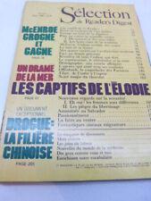 selection du reader's digest , N°421, MARS 1982 (cai104)