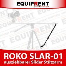 ROKO SLAR-01 ausziehbarer Stützarm / Stability Support Arm für Slider (EQ379)