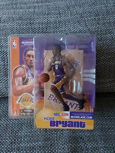 NBA Kobe Bryant Figur Basketball Mamba Mcfarlane Jordan James Trikot 8 Series 3