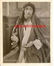 Vintage Nigel de Brulllier CHARACTER ACTOR '30s DBW Publicity Portrait