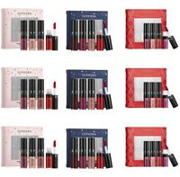 Sephora MINI Cream Lip Stain SET Lipstick 4 Shades Each U Pick Travel Size NIB