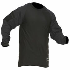 Valken Paintball V-Tac Zulu Jersey - Tactical Black - 2XL