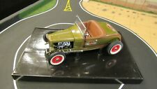 USED LOOSE DCP HIGHWAY 61 HARLEY DAVIDSON 1929 FORD MODEL A ROADSTER 1:18/CL c