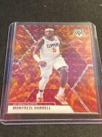 2020 NBA Mosaic Montrezl Harrell Orange