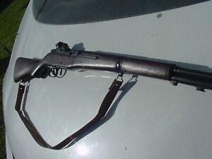 MARX M1 Garand vintage toy cap with strap