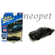 JOHNNY LIGHTNING JLCP7178 1987 BUICK GRAND NATIONAL GNX 1/64 DIECAST BLACK