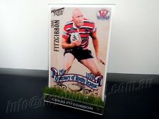 ✺Signed✺ CRAIG FITZGIBBON Photo & Frame COA Sydney Roosters NRL 2018 Jersey
