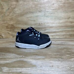 Jordan Toddler Flight Origin 3 Shoes Baby Size 9C Black Gray 820248-020