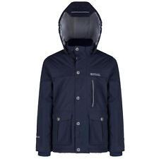 Regatta Sheriff Boys Jacket Insulated Waterproof School Coat