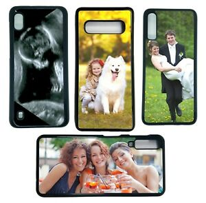 Personalised Custom Photo Phone Case Cover For Samsung Galaxy A and S models