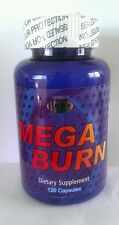 Megaburn, up to 2months supply Caffeine Greentea Thermogenic  strong USA