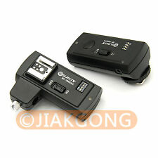 DSLRKIT RF-16NE 2.4GHz Wireless Hot Shoe Flash Trigger for CANON
