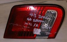 SAAB 9-3 93 Lato Vicino LAMPADA POSTERIORE LUCE Boot 2003 - 2007 12785763 4D Berlina Sinistra H