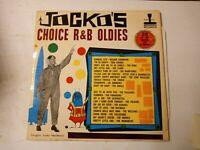 Jocko's Choice R & B Oldies - Various Artists - Vinyl LP 1960