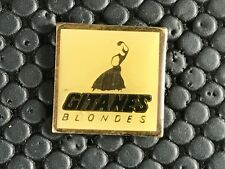pins pin BADGE DIVERS TABAC TOBACCO GITANES BLONDES