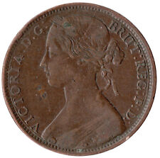 More details for 1861 one penny of queen victoria /high grade        #jan79